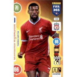 Georginio Wijnaldum Liverpool 132
