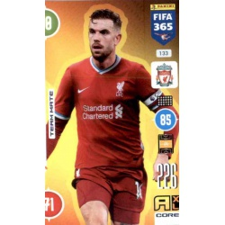 Jordan Henderson Liverpool 133