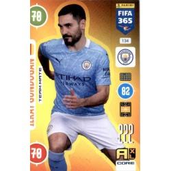 İlkay Gündoğan Manchester City 134