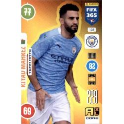 Riyad Mahrez Manchester City 136