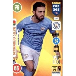 Bernardo Silva Manchester City 137