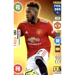 Fred Manchester United 139