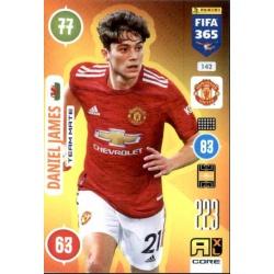 Daniel James Manchester United 142