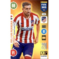 Héctor Herrera Atlético Madrid 144