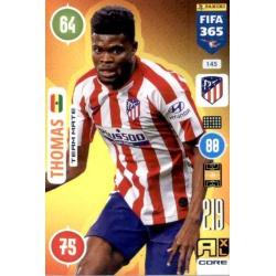 Thomas Atlético Madrid 145