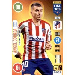 Ángel Correa Atlético Madrid 146