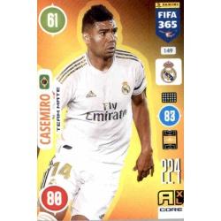 Casemiro Real Madrid 149