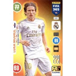 Luka Modrić Real Madrid 151