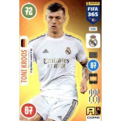 Toni Kroos Real Madrid 152