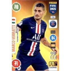 Marco Verratti Paris Saint-Germain 156