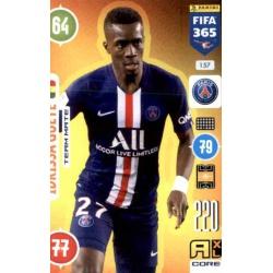 Idrissa Gueye Paris Saint-Germain 157