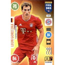Leon Goretzka Bayern München 160