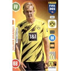 Julian Brandt Borussia Dortmund 163