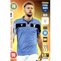 Sergej Milinković-Savić SS Lazio 176