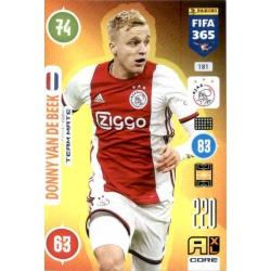 Donny van de Beek AFC Ajax 181