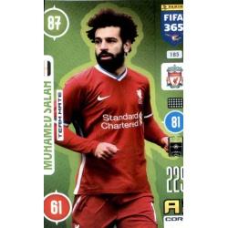 Mohamed Salah Liverpool 185
