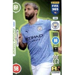 Sergio Agüero Manchester City 188