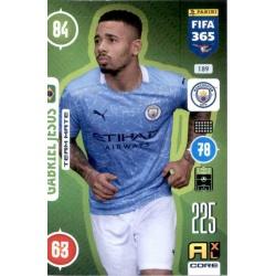 Gabriel Jesus Manchester City 189