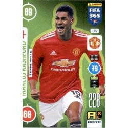 Marcus Rashford Manchester United 190