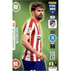 Diego Costa Atlético Madrid 192