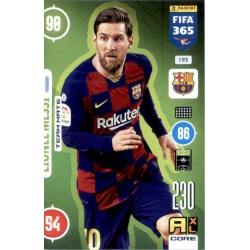 Lionel Messi Barcelona 195
