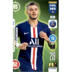 Mauro Icardi Paris Saint-Germain 204