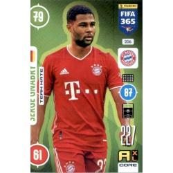 Serge Gnabry Bayern München 206