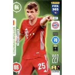 Thomas Müller Bayern München 207