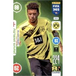 Jadon Sancho Borussia Dortmund 210
