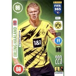 Erling Haaland Borussia Dortmund 211