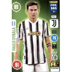 Paulo Dybala Juventus 217