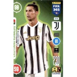 Cristiano Ronaldo Juventus 218