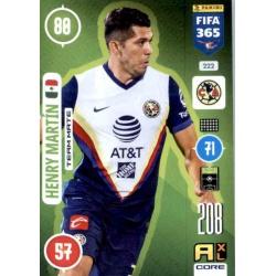 Henry Martin Club América 222