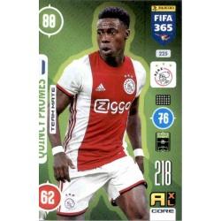 Quincy Promes AFC Ajax 225