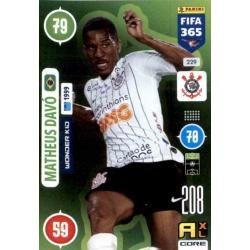 Matheus Davó Wonder Kid SC Corinthians 229