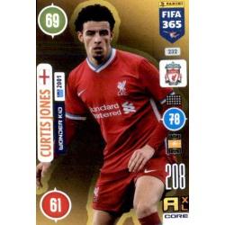 Curtis Jones Liverpool 232