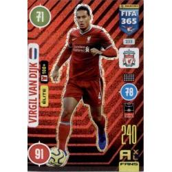 Virgil van Dijk Liverpool 233
