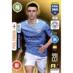 Phil Foden Wonder Kid Manchester City 235