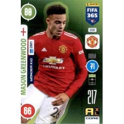 Mason Greenwood Manchester United 238