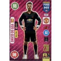 David De Gea Manchester United 239