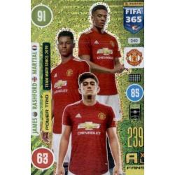 James - Rashford - Martial Power Trio Manchester United 240