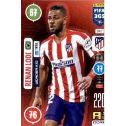 Renan Lodi Wonder Kid Atlético Madrid 241