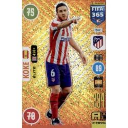 Koke Elite Atlético Madrid 242