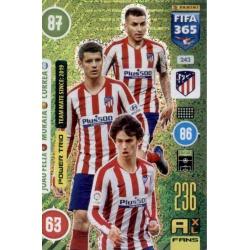 João Félix - Morata - Correa Atlético Madrid 243