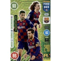 Messi - Suárez - Griezmann Barcelona 246