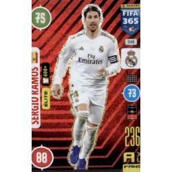 Sergio Ramos Real Madrid 248