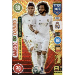 Marcelo - Casemiro Real Madrid 249