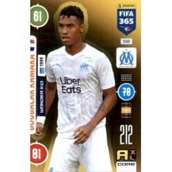 Boubacar Kamara Olympique Marseille 250
