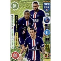 Di Maria - Mbappé - Neymar Jr Paris Saint-Germain 255