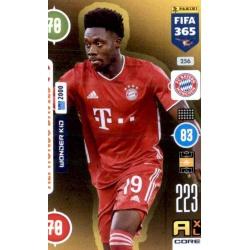 Alphonso Davies Bayern München 256